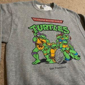 Teenage Mutant Ninja Turtles/TMNT Crewneck Sweater